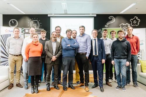 Finance&Invest.Brussels en Luminus investeren in de start-up bcheck, de preventieve oplossing voor problemen met verwarmingsketels