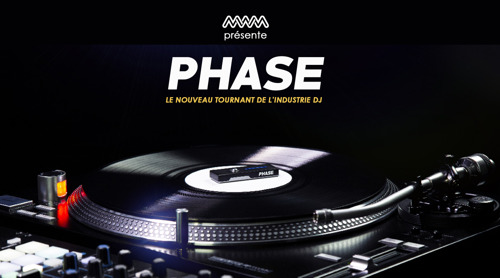 MWM lance Phase, le nouveau tournant de l'industrie DJ.