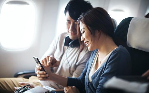 Cathay Pacific Gruppe weitet ihr Inflight Wi-Fi-Angebot ab Mitte 2018 auf die Großraumflugzeugflotte aus