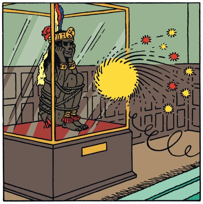(c) Hergé