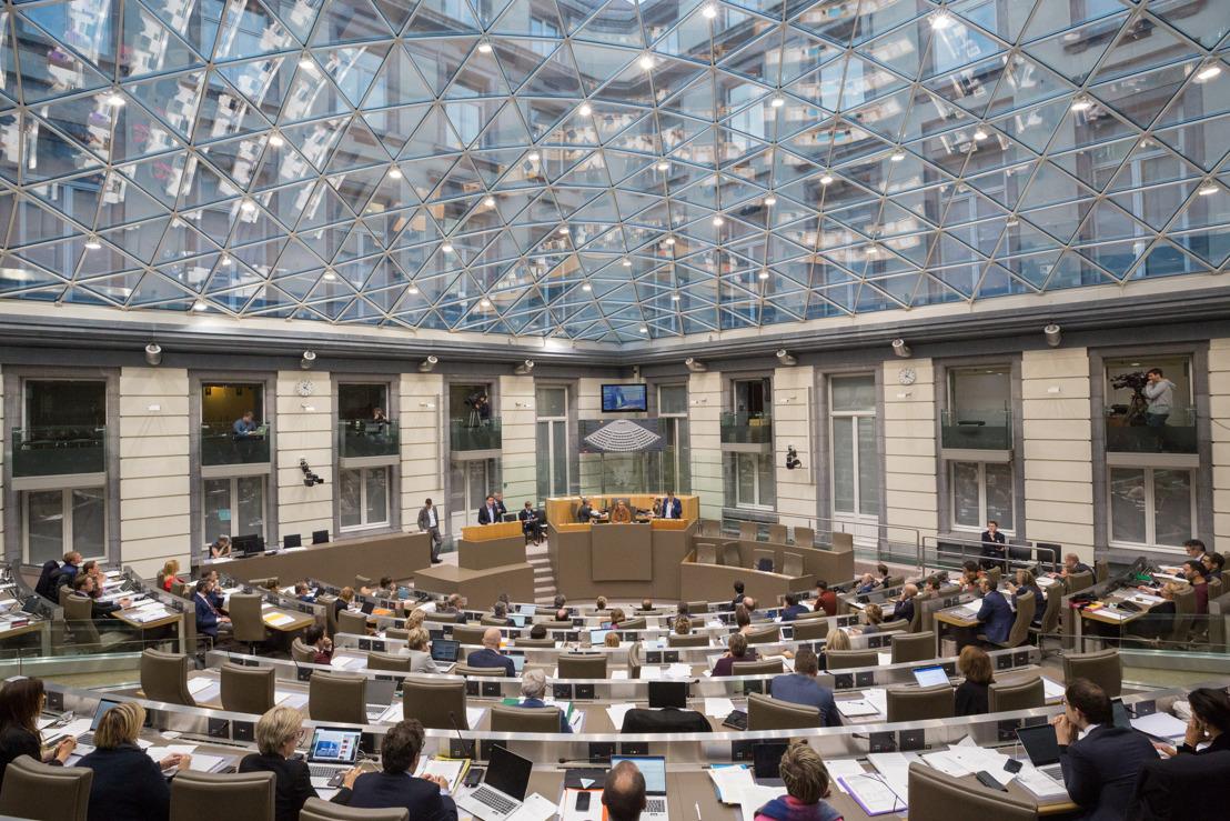 Actuele Vragen, Vlaams Parlement, woensdag 27 november 2019, 14 uur