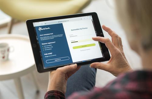 Fluvius maakt digitale verbruiksinfo online raadpleegbaar