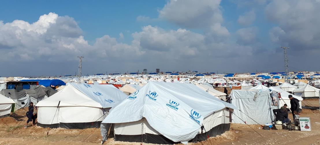 MSF alerta de que hay menores muriendo en el campo de Al Hol en Siria por enfermedades prevenibles