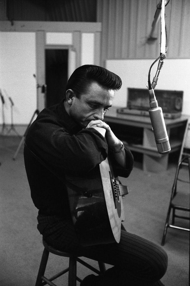 Johnny Cash - (c) Don Hunstein - Sony Music Entertainment