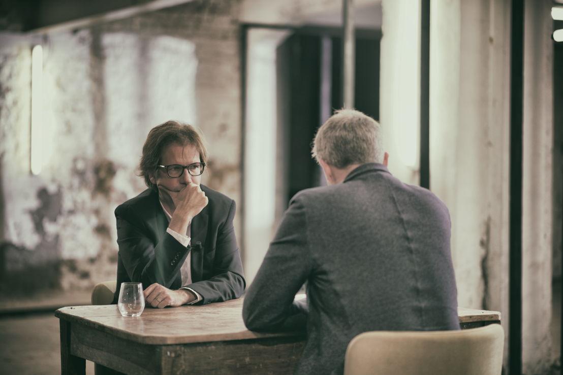 Strafpleiters: Joris Van Cauter en Gilles De Coster - (c) Woestijnvis