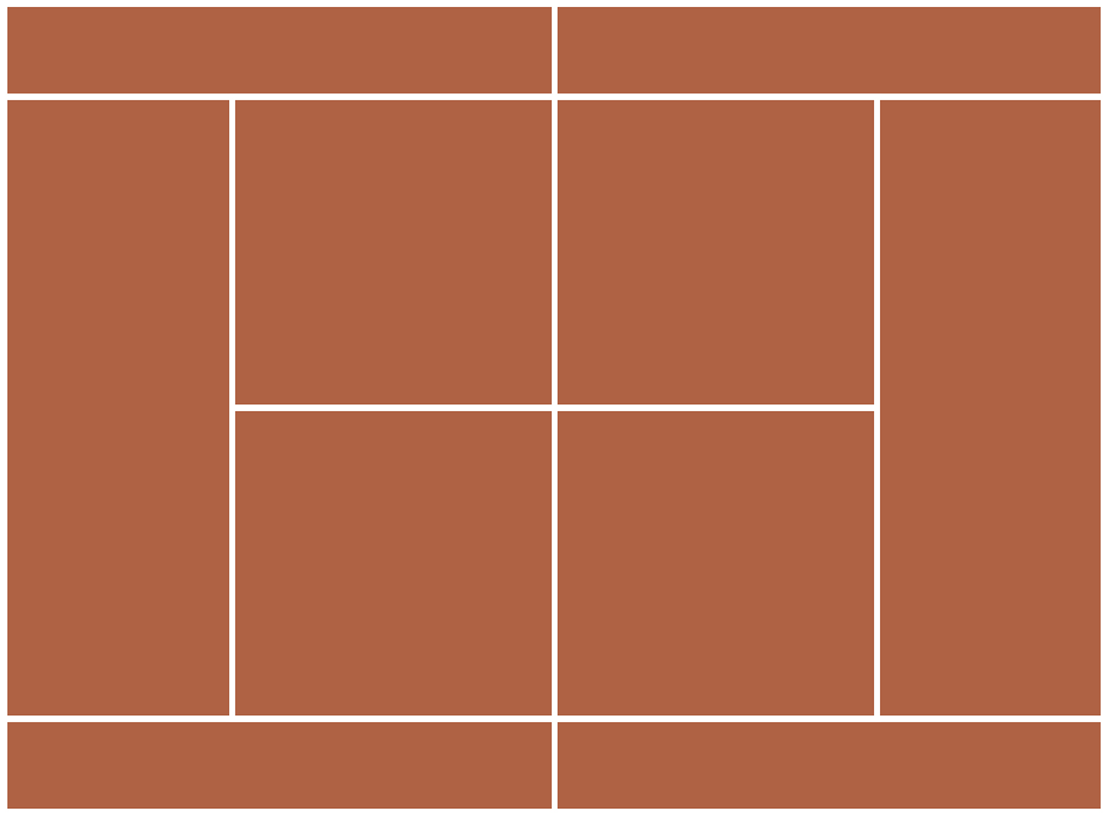 Love | clay court (French Open)