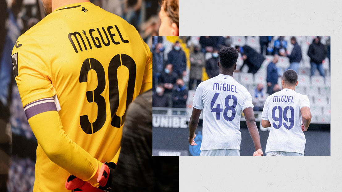 Les maillots Miguel rapportent 6.381€ à la lutte contre la leucémie