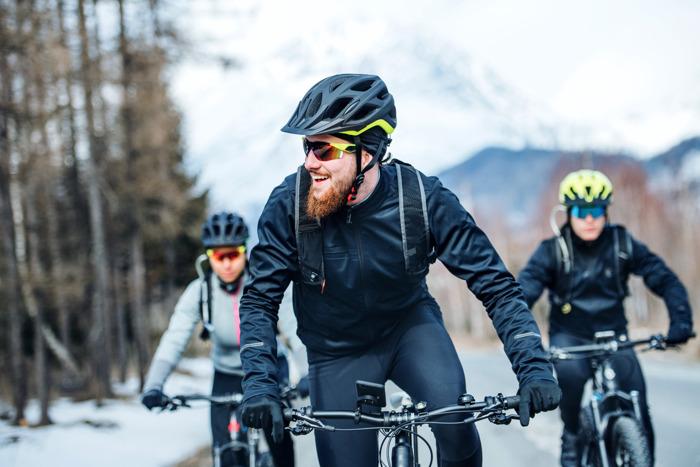 Haal je fiets van stal, ook tijdens de winter!