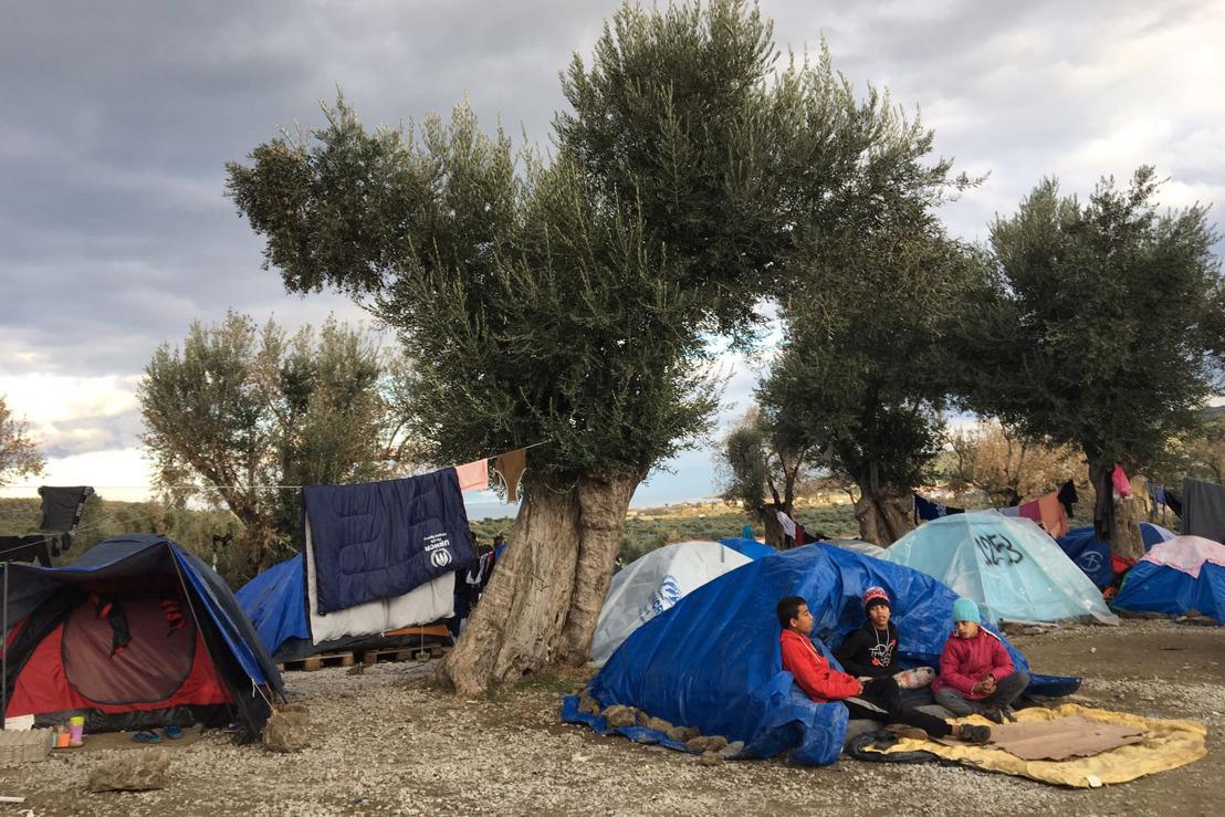 Îles grecques : Des familles au bord d'une crise humanitaire