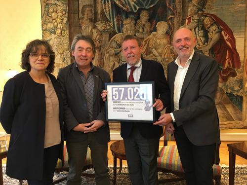 57 025 Belges demandent un abaissement de la TVA pour la stérilisation des chats