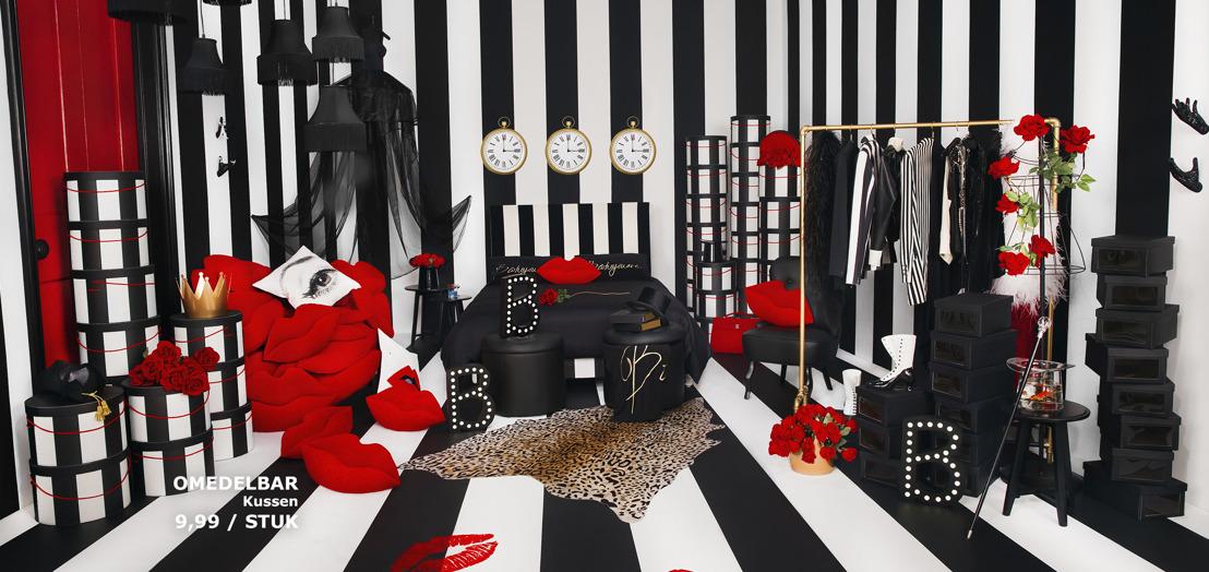 B. who you are met de nieuwe spraakmakende collectie van IKEA en modeactiviste Bea Åkerlund