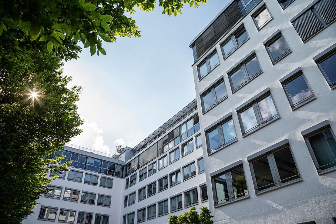 InnoGames Gebäude 1