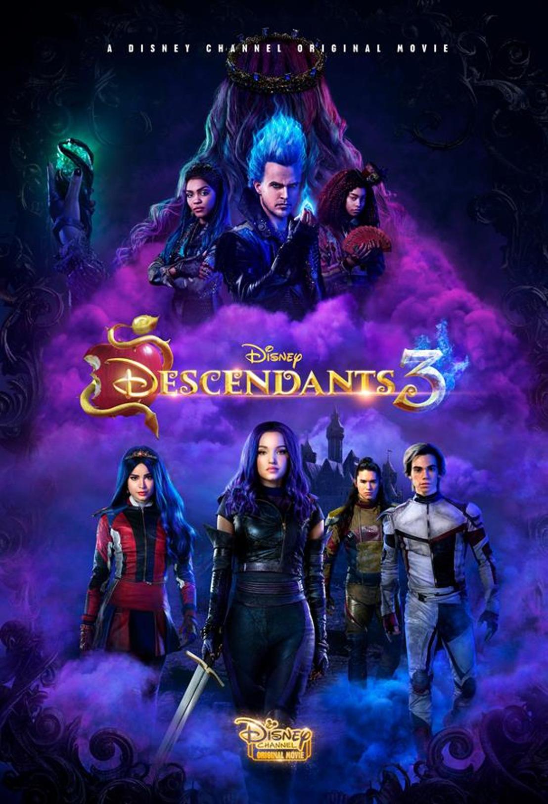 Cet automne, tous les sortilèges doivent être rompus sur Disney Channel...