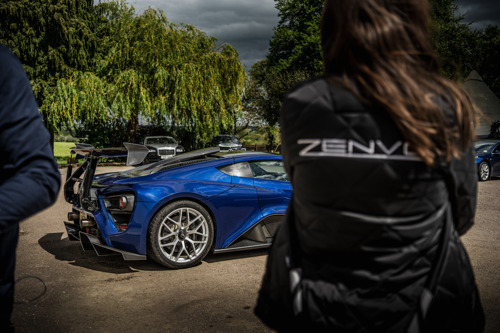 Preview: Petrolheadonism Live event to feature a Zenvo TSR-S on display with UK dealer Centurian Automotive