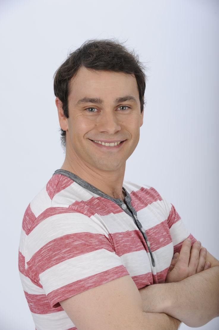 ABC KIDS Play School presenter Teo Gebert