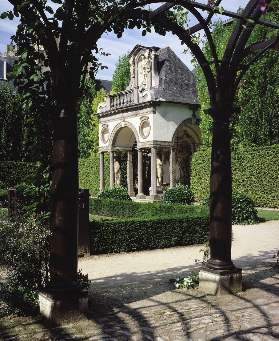 GardenRubenshouse (c) Beeldarchief collectie Antwerpen