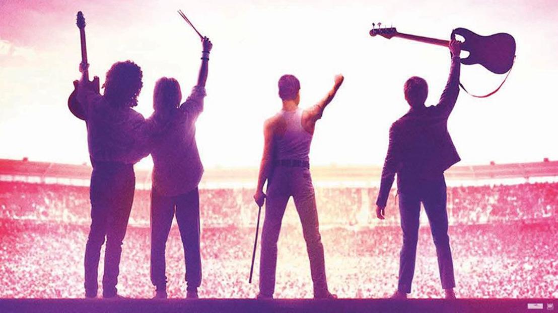 Zing mee met Queen tijdens de Sing-Along van Bohemian Rhapsody bij Kinepolis