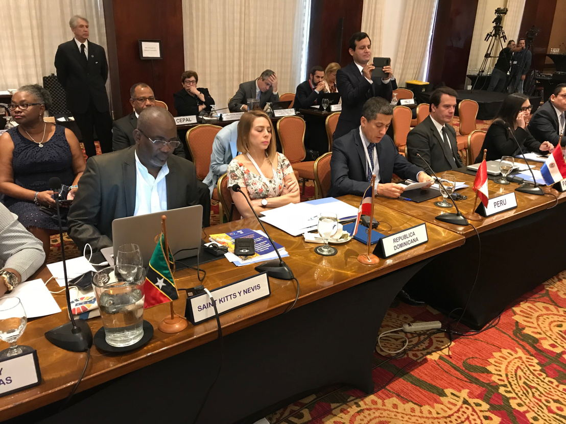 Ninth Meeting of the Negotiating Committee of the Regional Agreement in Costa-Rica