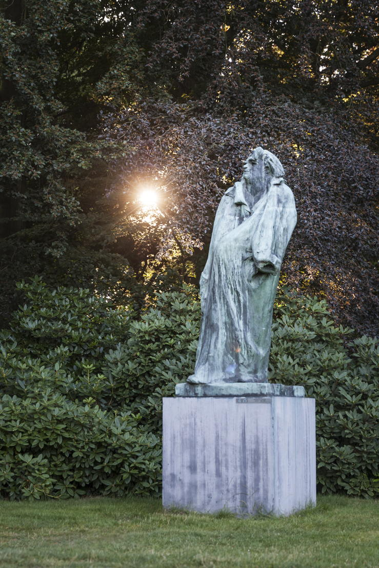 Auguste Rodin, Balzac, 1892-97 - Photo: Ans Brys
