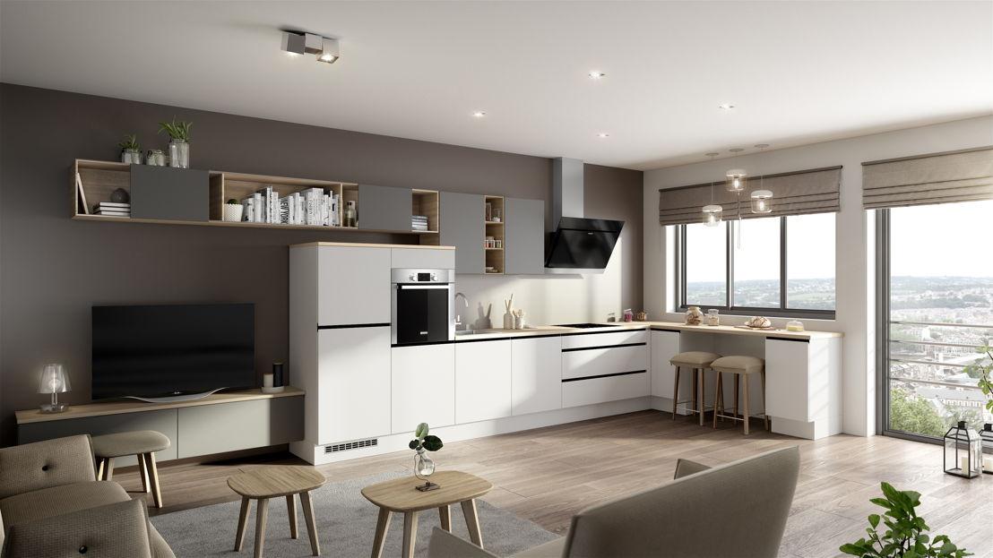 cuisine ouverte / open keuken 977 ©èggo