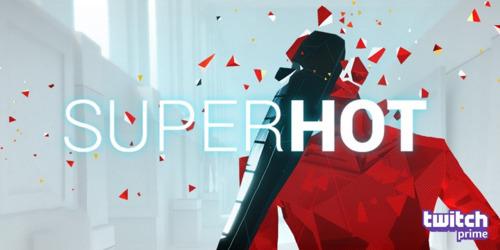 Twitch Prime: SUPERHOT für kurze Zeit gratis!
