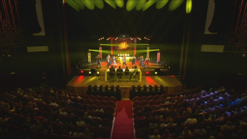 Ketnet Musical : sfeerbeeld Capitole - (c) VRT