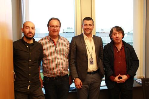 Pascal Arimont und GAIA gemeinsam im Einsatz für mehr Tierschutz in der Europäischen Union