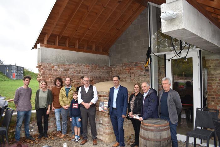 Preview: Oude bakoven van Paddenbroek opnieuw in gebruik genomen