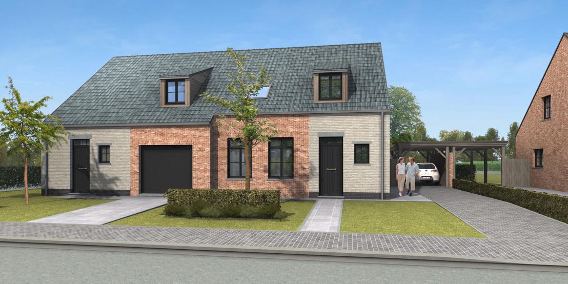 Start verkoop nieuwbouwproject Kessel van Durabrik: stijlvol wonen in residentiële wijk