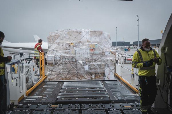 Preview: MSF envía 100 toneladas de suministros sanitarios y ayuda humanitaria a Haití