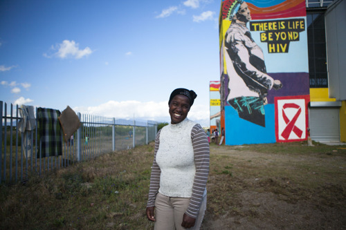 CAPETOWN: MSF 20 YEAR ANNIVERSARY - Two HIV treatment professionals reflect on 20 years in Khayelitsha