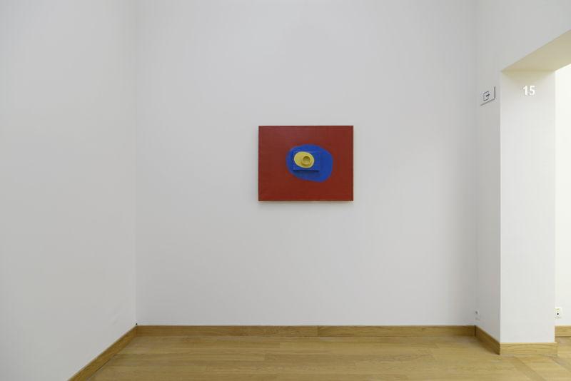 Sans titre, 1965   Courtesy Centre Pompidou, Paris<br/>Musée national d'art moderne / Centre de création<br/>industrielle , foto (c) Isabelle Arthuis