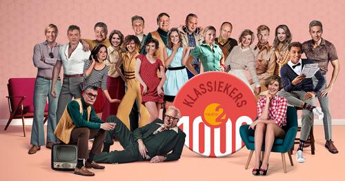 Radio 2 breidt de familie weer even uit voor de 1000 Klassiekers