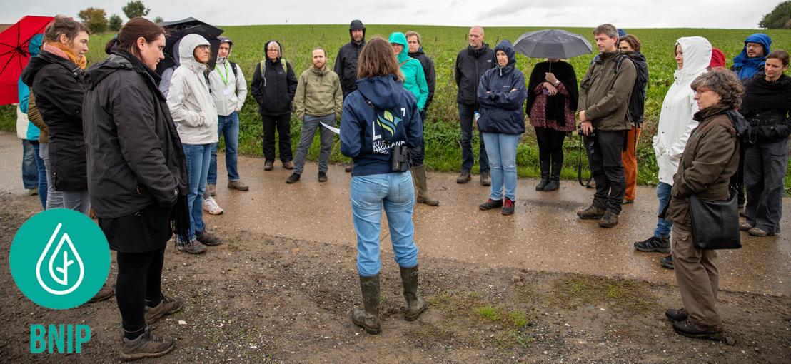 Europese natuurprojecten leren van elkaar in Brussel tijdens unieke bijeenkomst