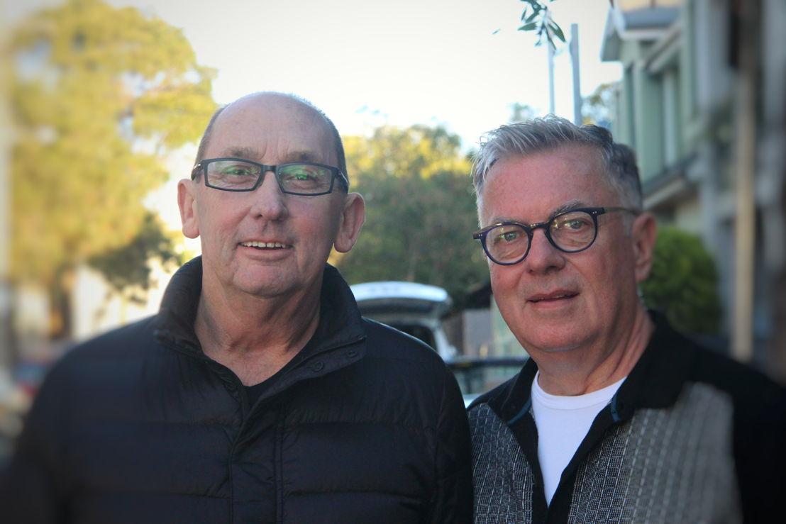 Australian Story <br/>John Guthrie and Dennis Cash.