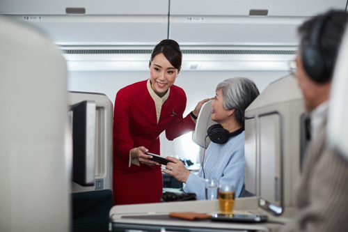 Cathay Pacific celebrates Senior Citizens' Day with special discounts