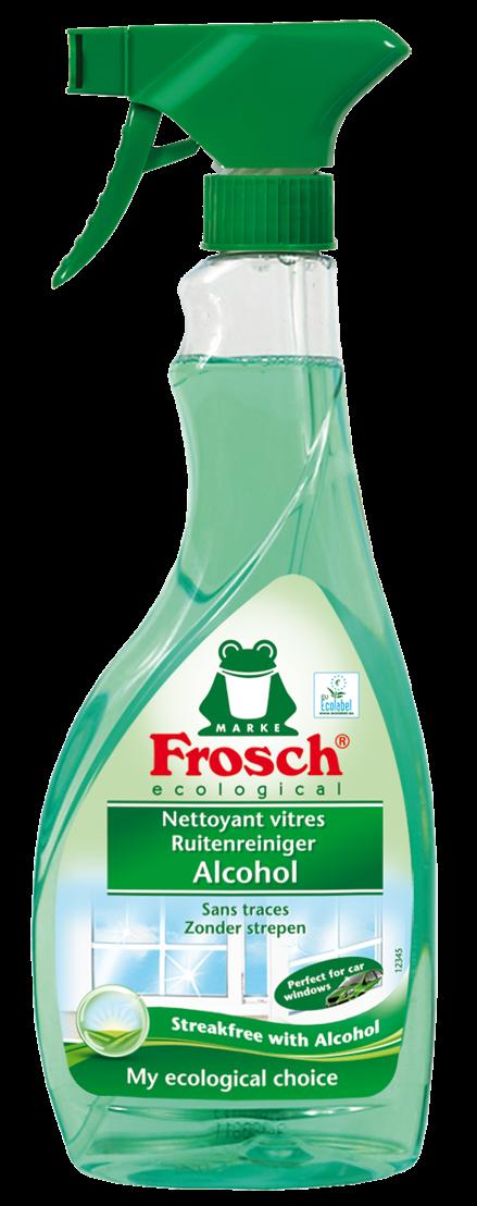 Frosch Ruitenreiniger Alcohol, 500ml - 3,05€