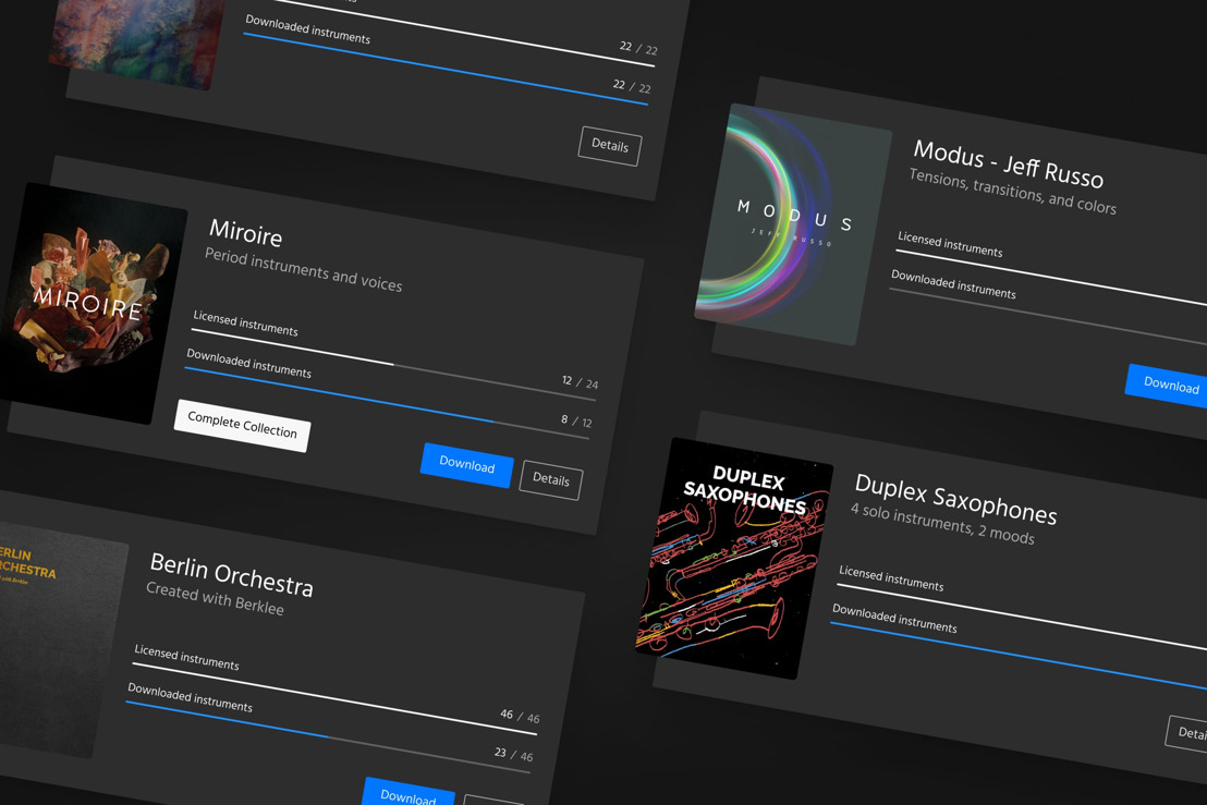 Updated Orchestral Tools SINEPlayer Continues to Evolve, Now Accessible to Pro Tools Users