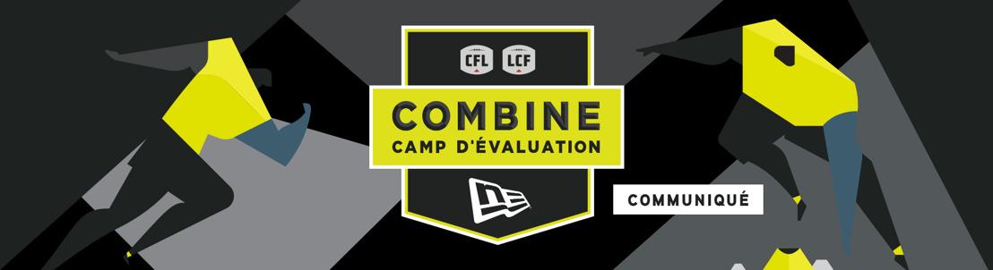 Toronto accueille en fin de semaine le camp d'évaluation national de la LCF, présenté par New Era