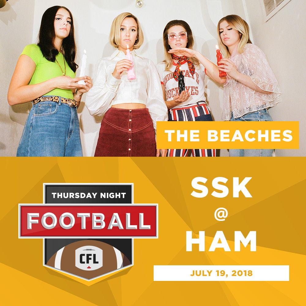The Beaches | HAM | July 19