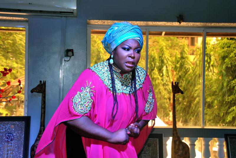 Wait with Bikiya Graham-Douglas - credit Olumide Adeyeye Peters