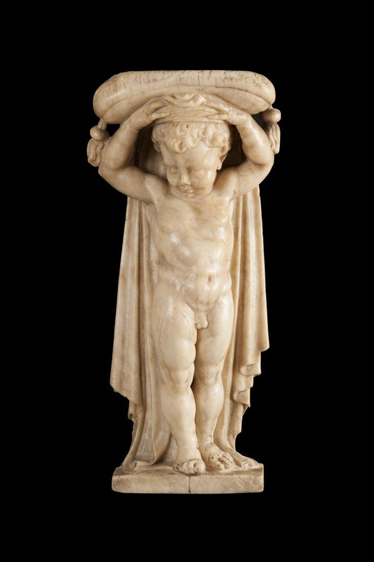 Photo de profil de l'angelot récemment acheté<br/>© Lopez de Aragon SL.