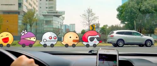 El futuro del marketing móvil no se trata de dónde estás, sino a dónde te diriges: Waze