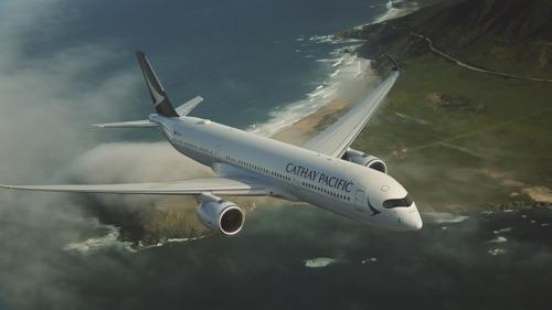 캐세이퍼시픽항공, 9월부터 인천~홍콩 노선 증편 운항