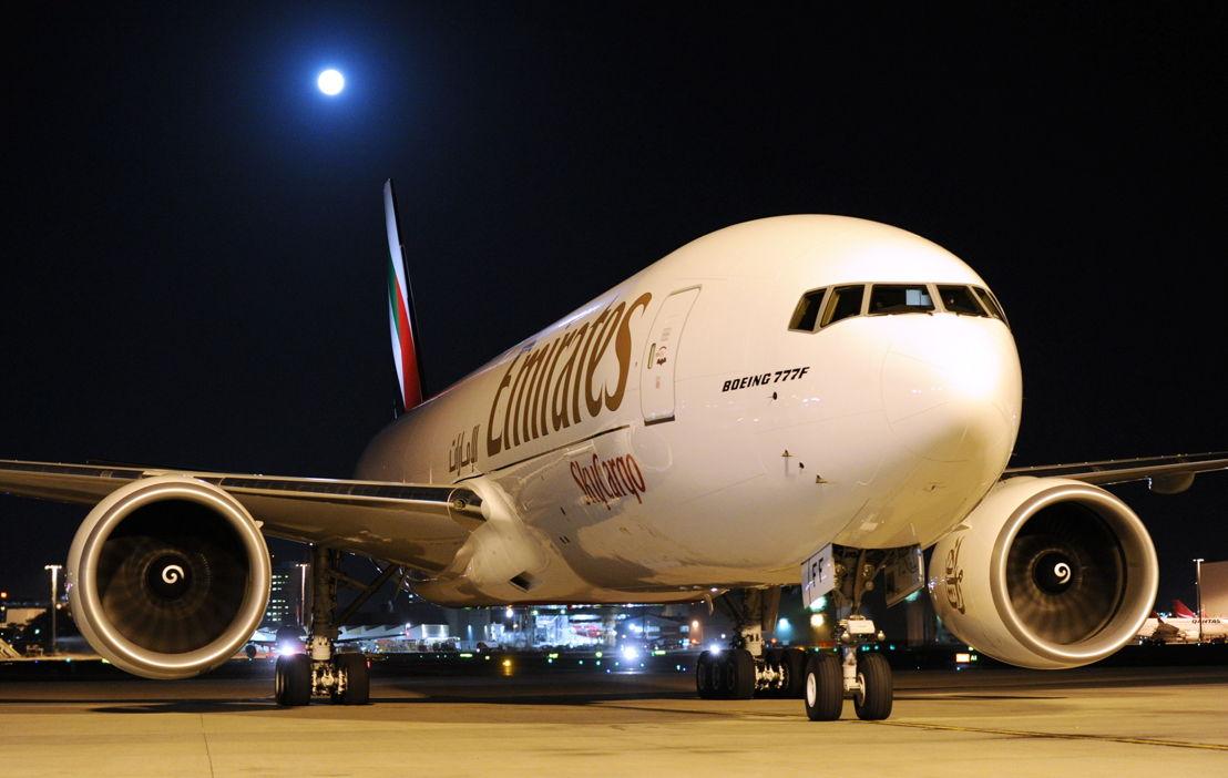 Emirates SkyCargo contributed 15 percent to Emirates' total transport revenue
