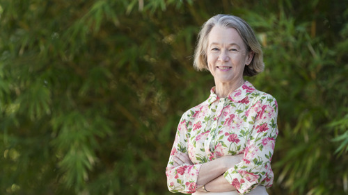 Writer Gabrielle Carey is HC Coombs Fellow at ANU for 2019