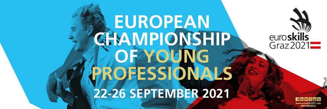 EuroSkills Graz aura bien lieu !