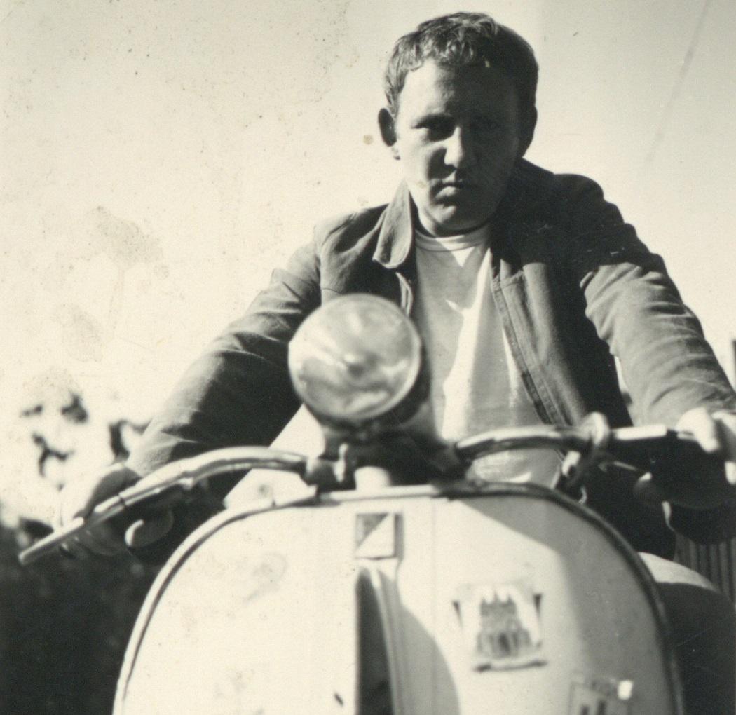 Hugo Claus in Italië, vroege jaren 50