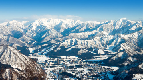 Profiter du Japon cet hiver avec Cathay Pacific