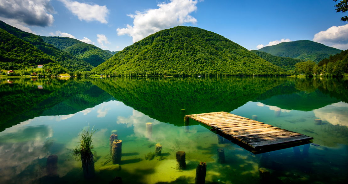 Bosnia & Herzegovina: Jajce & the Pliva Lakes